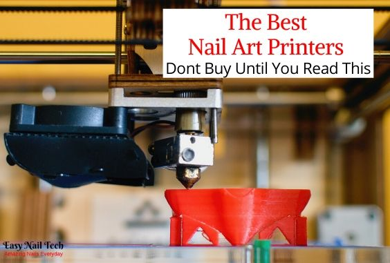 best nail art printers