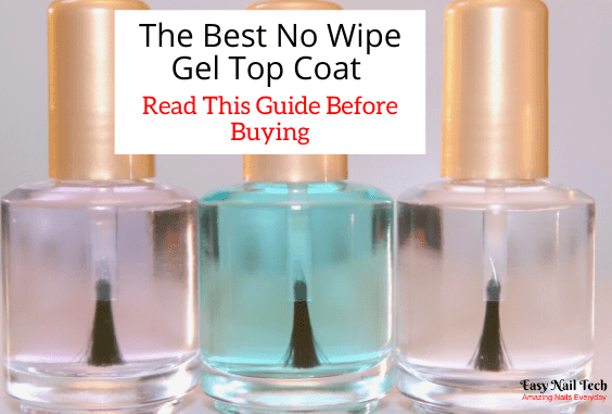 5 Best No Wipe Gel Top Coats 2021 – Ultimate Buyers Guide
