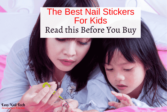 Nail Stickers For Kids