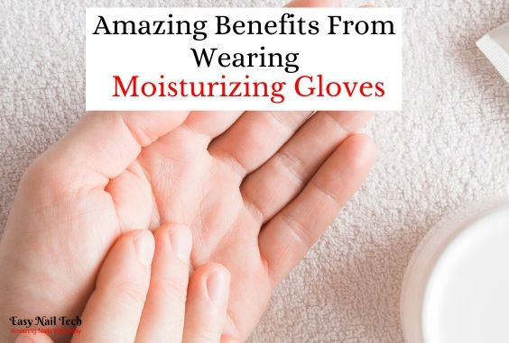 Benefits From Using a Moisturizing Glove