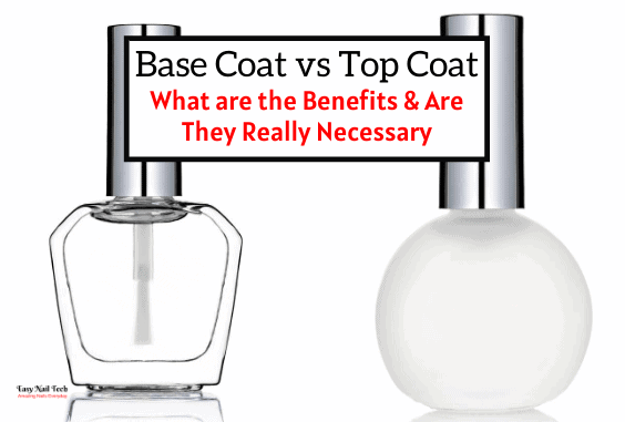 Base Coat vs Top Coat