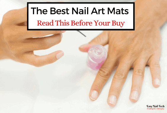 4 Best Nail Art Mats 2021 – Don't Buy Until You Read This